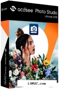 Программу  acdsee photo studio ultimate 2019 12.0 build 1593 + rus