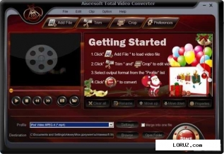 Aiseesoft total video converter 3.2.24 portable
