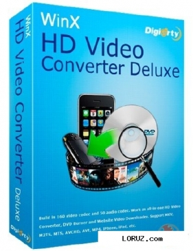 Winx hd video converter deluxe 5.9.1.259 build 10.12.2015 + rus