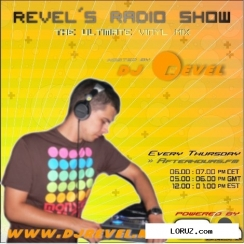 Альбом  dj revel - revels radio show 242 (2015-06-02)