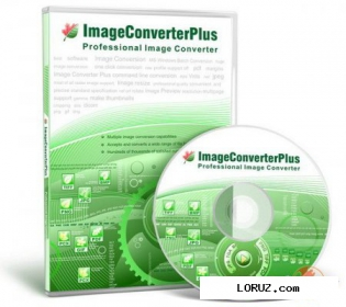 ImageConverter Plus v 8.0.30 Build 110915