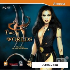 Two Worlds: GOTY Edition (2008/RUS/ENG/RePack by R.G.Repackers)