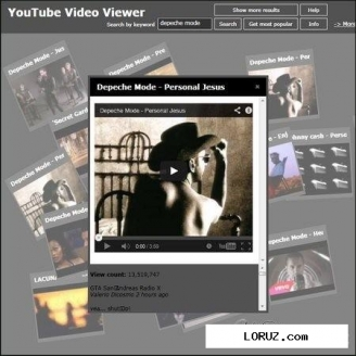 YouTube Video Viewer 1.1.3 Portable