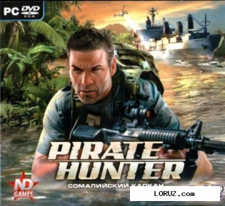 Pirate Hunter - Сомалийский капкан (2009/Rus/Repack by Martin)