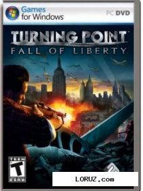 Turning Point - Fall of Liberty (2008/Rus/PC) Repack от Ininale
