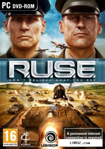 R.U.S.E. (Ubisoft Entertainment/ENG/RUS/RePack by Donald Dark)