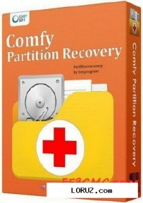 Comfy Partition Recovery 2.2 Final (+ Portable)