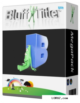 BluffTitler DX9 v 8.2.0.1 MegaPack