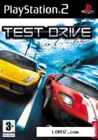 Test Drive Unlimited (2007/PS2/RUS)