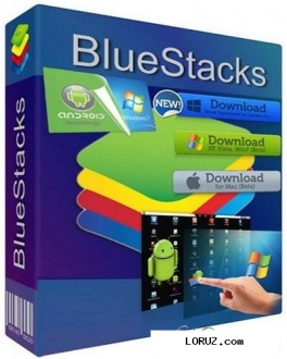 BlueStacks 0.8.2.3018 Rus