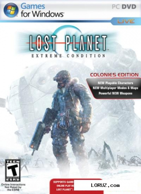 Lost Planet - Extreme Condition Colonies Edition (2008/RUS/Repack by MOP030 ...