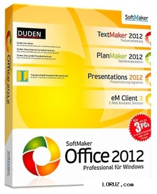 Softmaker office professional 2012 rev 698