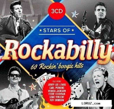 Va - stars of rockabilly (2016) 3cd