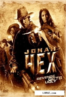 Джoна хекс / jonah hex (2010/Hdrip/1400mb/700mb)