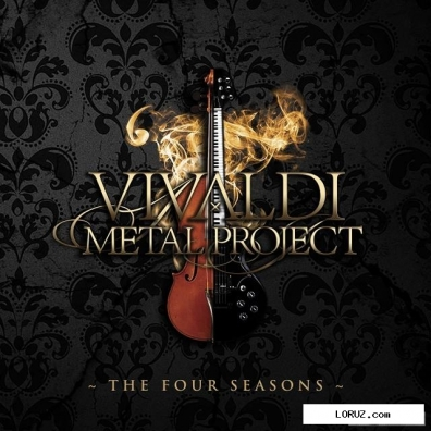 Vivaldi metal project - the four seasons (2016) + lossless