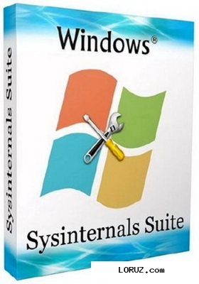 Sysinternals suite 02.07.2016 portable (eng) 2016