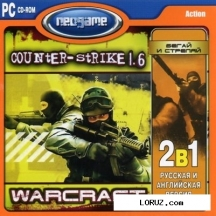 Counterstrike v1.6: warcraft 3 frozen throne mod (2006) rus