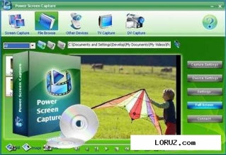 Power screen capture v7.1.0.57