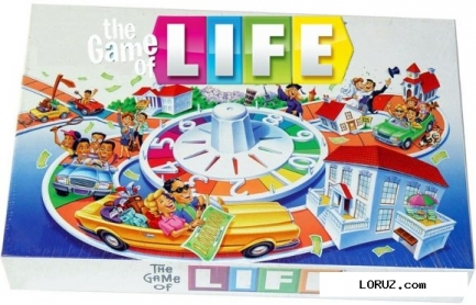 The game of life: the official 2016 edition (2016/Rus/Multi9/Pc) portable