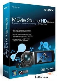 Vegas movie studio hd platinum v 11.0.295