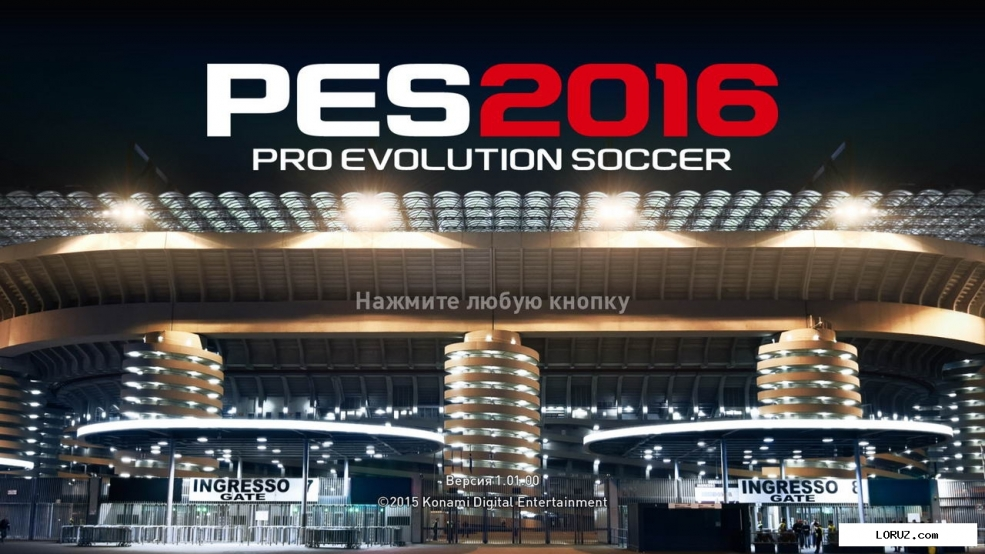 Pes 2016 / pro evolution soccer 2016 (2015) pc | repack. Скриншот №3